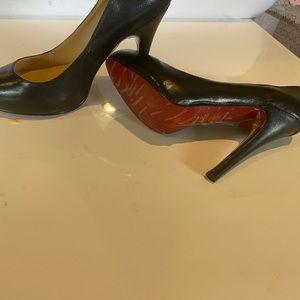 Black louboutin heels